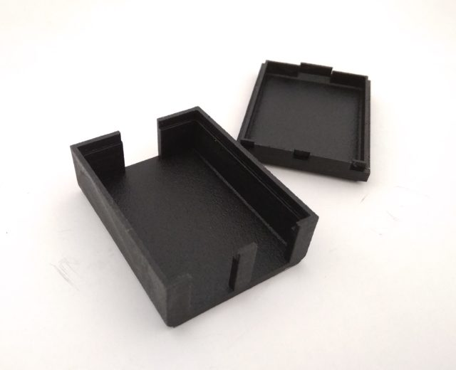 3D Printed iot casing designifying india